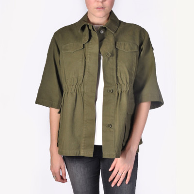 sibel saral soho jacket cotton