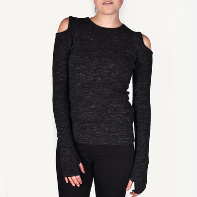 current elliott cutout sweater