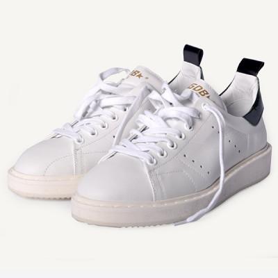 Golden goose white starter sneaker