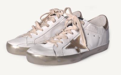golden goose superstar white sneaker