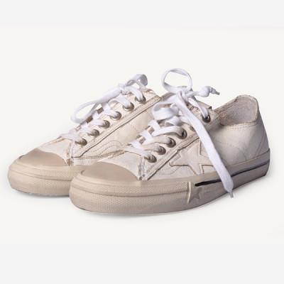 golden goose v-star sneaker white diesel