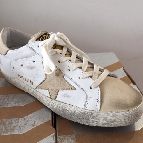 golden goose superstar leather